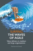 The waves of Agile - Value delivery in medium and large organizations (digital e-book)
