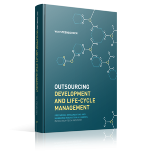 Outsourcing Development and life-cycle management